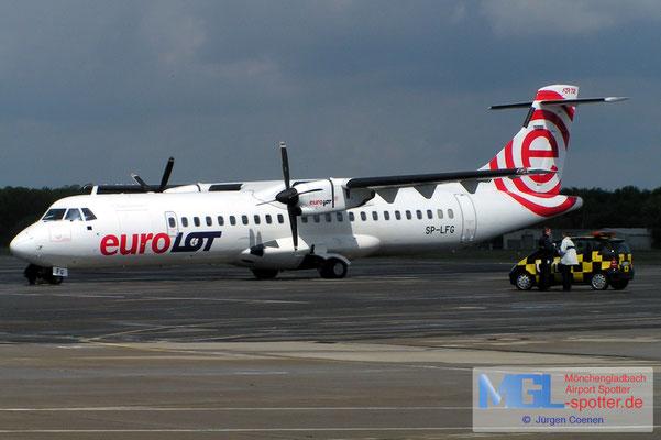 08.05.2005 SP-LFG Eurolot ATR 72-202 cn411