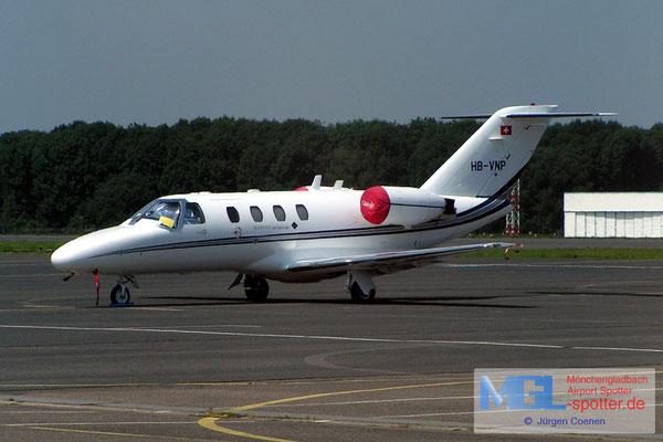 13.07.2005 HB-VNP Cessna 525 Citation Jet CJ1