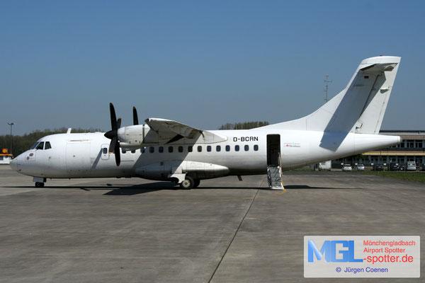 15.04.2007 D-BCRN Avanti Air / Meridiana ATR 42-300 cn329