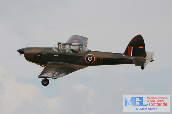 26.07.2020D-EFOM De Havilland Canada DHC-1