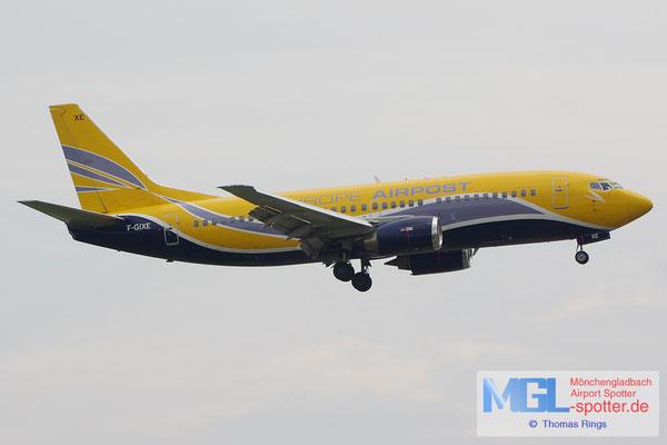 16.08.2014 F-GIXE Europe Airpost B737-3B3F