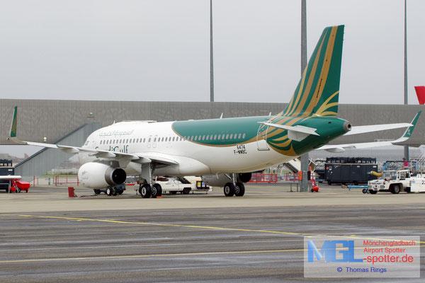 30.03.2015 F-WWBC (HZ-SGB) Saudi Gulf Airlines A320-232/S