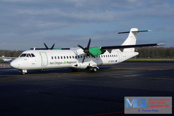 31.01.2015 EI-REI Stobart Air / Aer Lingus Regional ATR 72-201 cn267