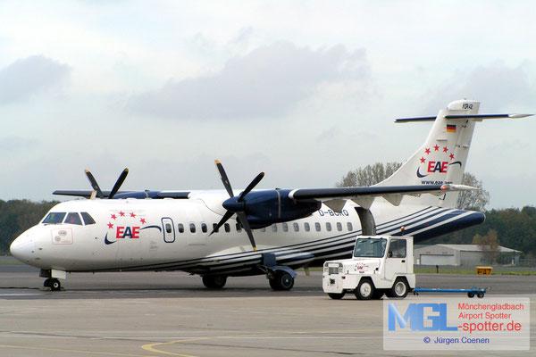 26.10.2004 D-BCRQ European Air Express ATR 42-300 cn233