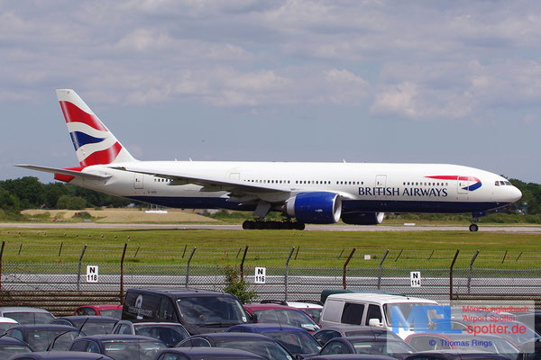 22.06.2014 G-VIIO British Airways B777-236ER