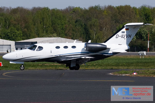 15.04.2020 D-UVH Cessna 510 Citation Mustang