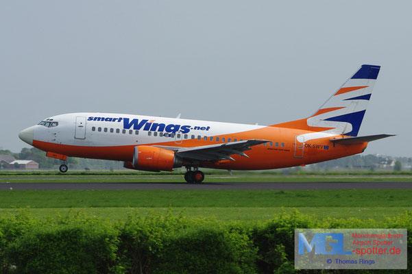 27.04.2011 OK-SWV Smartwings B737-522