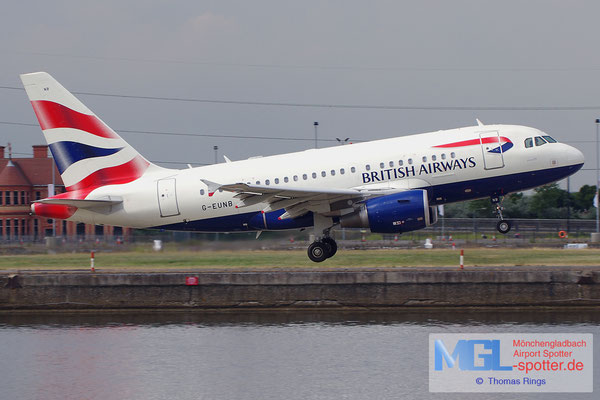 23.06.2014 G-EUNB British Airways A318-112