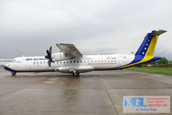 24.04.2012 E7-AAE B&H Airlines ATR 72-212 cn465