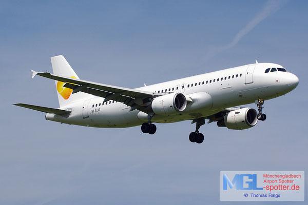 22.06.2014 YL-LCO Smartlynx / Thomas Cook A320-214