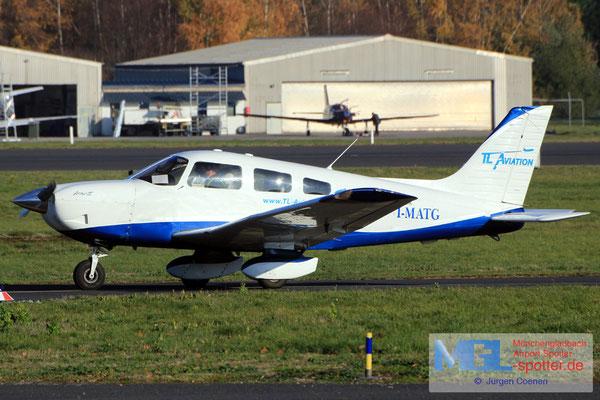 16.11.2018 I-MATG Piper PA-28-181 Archer III