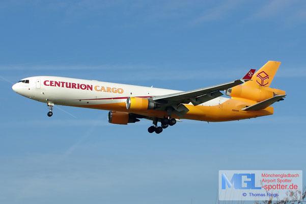 17.02.2013 N984AR Centurion Cargo MD-11CF