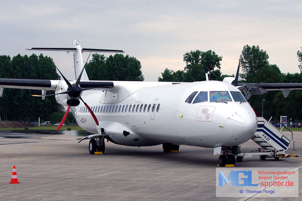 09.06.2013 I-ADCA Air Dolomiti ATR 72-500 cn658