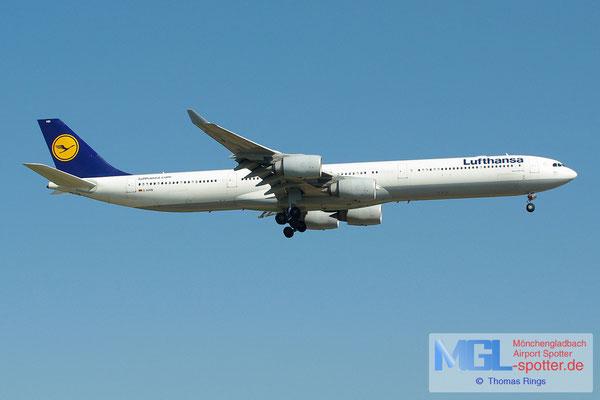 19.05.2013 D-AIHN Lufthansa A340-642