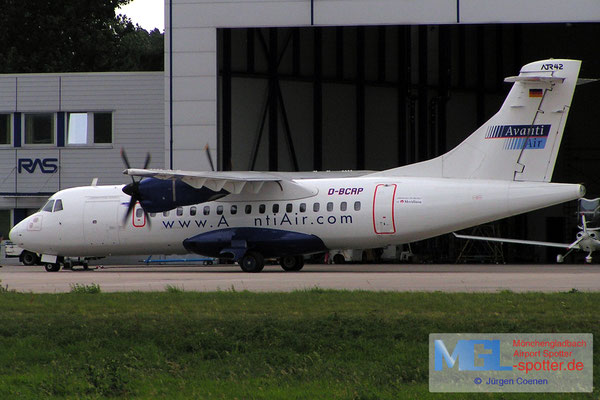 21.07.2005 D-BCRP AVANTI AIR (MERDIANAst) ATR42-300