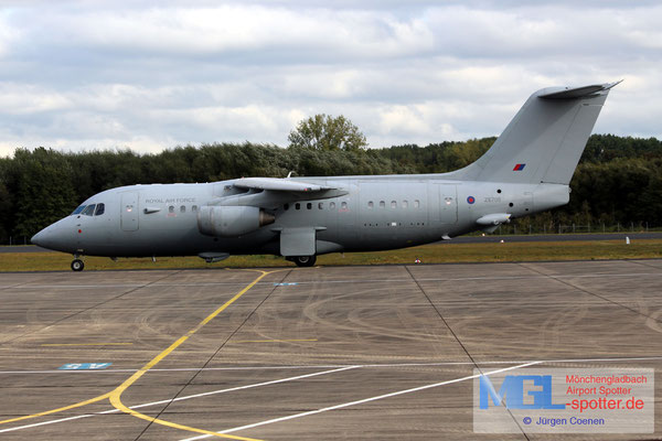 13.10.2016 ZE708 Royal Air Force BAe 146-200QC C3