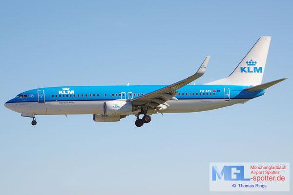 27.10.2013 PH-BXV KLM B737-8K2/W