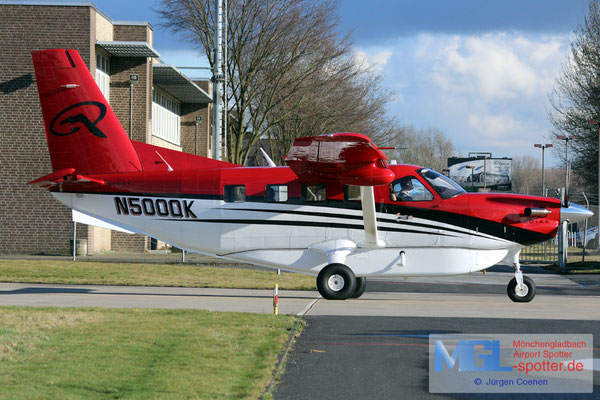 09.03.2017 N500QK Quest Kodiak 100