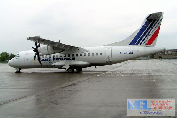 01.05.2006 F-GPYN AIR FRANCE ATR42-500 cn520