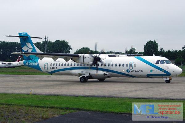 29.05.2014 I-ADLT Air Dolomiti ATR 72-500 cn638