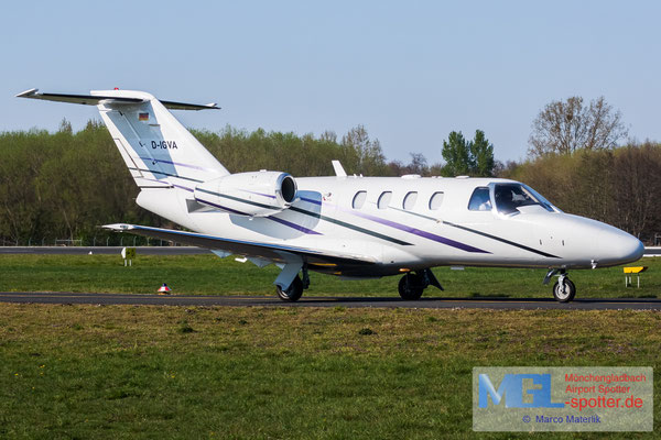09.04.2020 D-IGVA Cessna 525 CitationJet 1