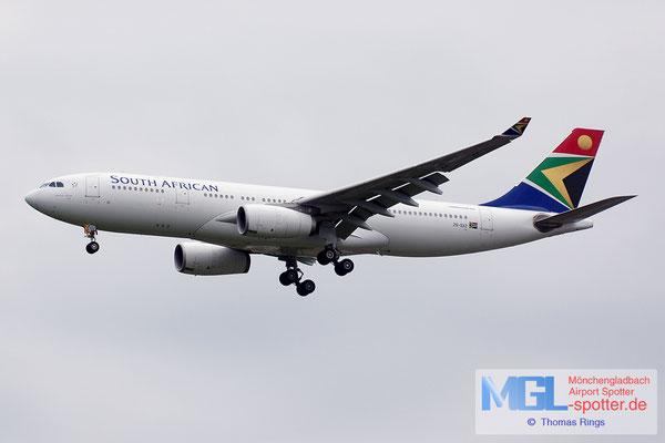 20.06.2014 ZS-SXZ South African Airways A330-243