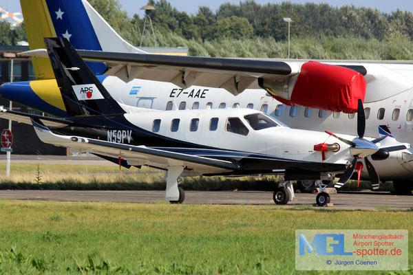 08.09.2016 N59PV Daher Socata TBM-900