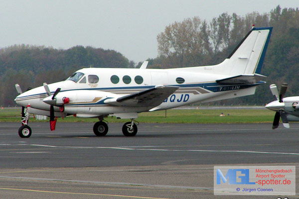 26.10.2004 F-GQJD Beech C90 King Air