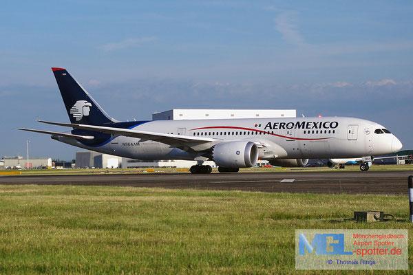 21.06.2014 N964AM AeroMexico B787-8