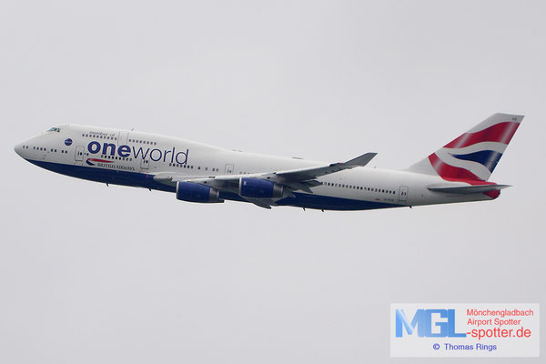 19.06.2014 G-CIVD British Airways / oneworld B747-436