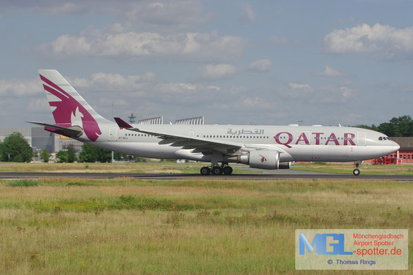 16.08.2012 A7-ACJ Qatar Airways A330-202