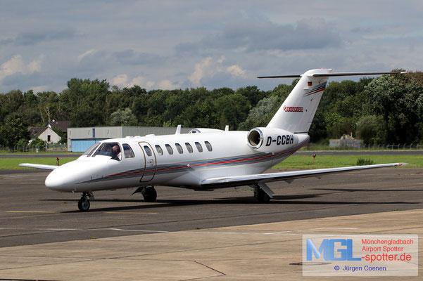 06.08.2021 D-CCBH Cessna CIT525 CJ3