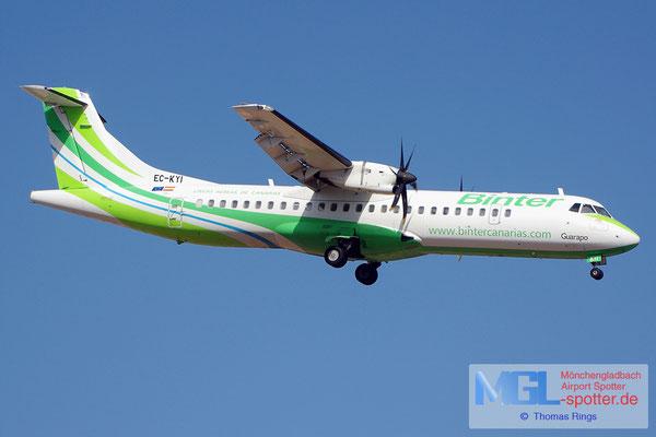 08.07.2014 EC-KYI Binter Canarias ATR 72-500