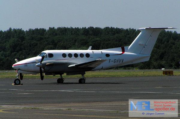 01.07.2006 F-GHVV CHALAIR BEECH K200