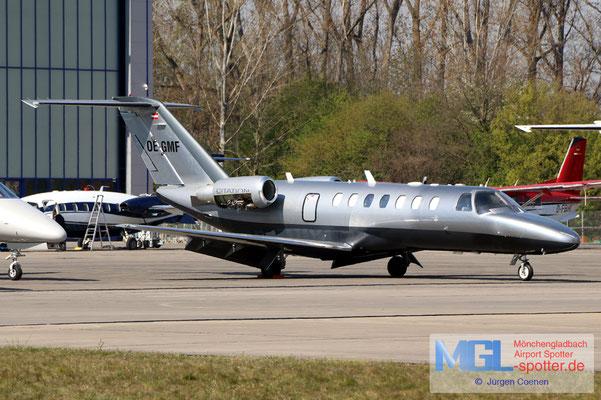 28.04.2021 OE-GMF Avcon Jet Cessna 525B CitationJet CJ3