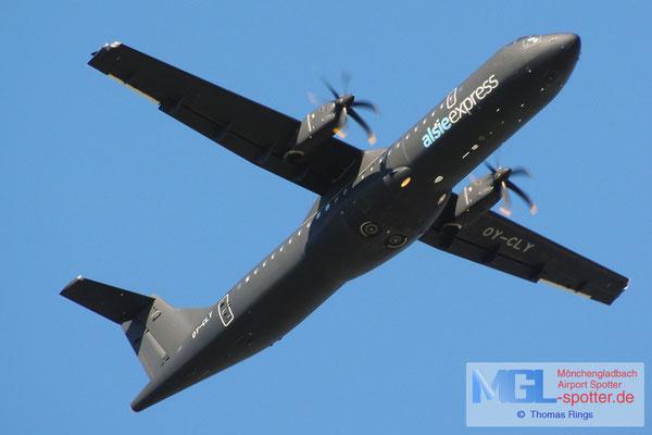22.07.2014 OY-CLY alsieexpress ATR 72-500