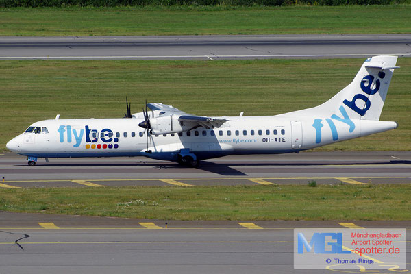 24.07.2014 OH-ATE Flybe Nordic ATR 72-500