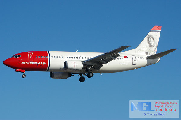 20.04.2013 LN-KKL Norwegian B737-36N