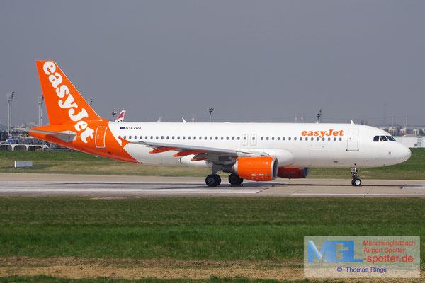 08.04.2015 G-EZUA easyjet A320-214