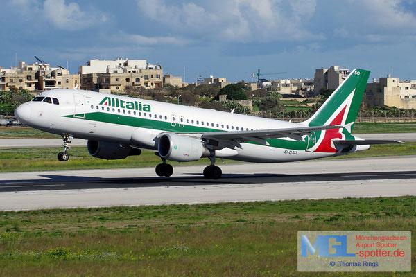 31.12.2013 EI-DSO Alitalia A320-216