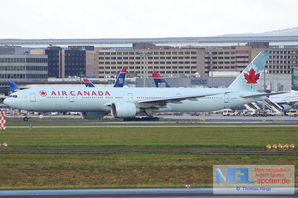 08.10.2011 C-FITW Air Canada B777-333ER