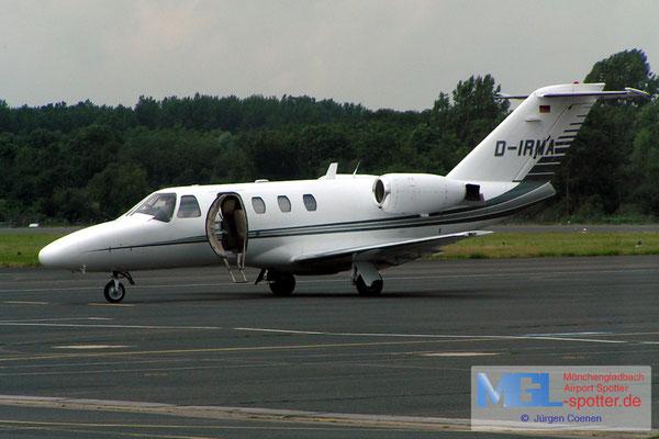 06.07.2005 D-IRMA Cessna 525 CitationJet