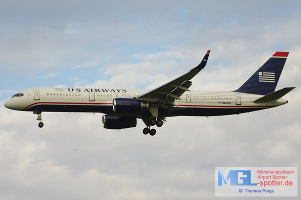 15.07.2012 N200UU US Airways B757-2B7/W