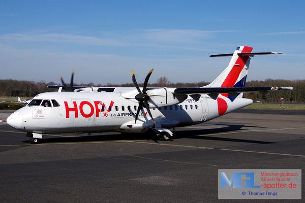 24.02.2018 F-GPYN HOP! ATR 42-500 cn539