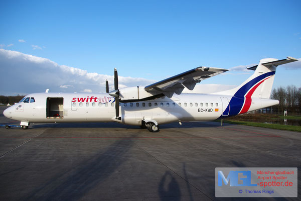 24.02.2016 EC-KAD Swiftair ATR 72-202 cn171