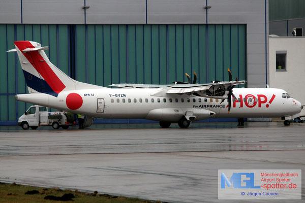 15.11.2016 F-GVZM HOP! ATR 72-500 cn590