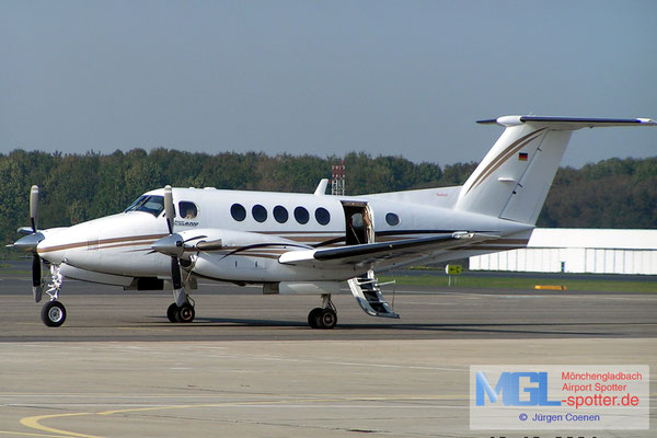 13.10.2004 D-? Beech B200 King Air