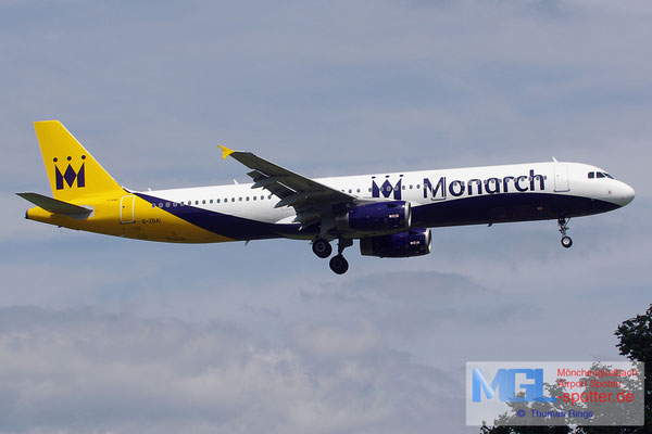 22.06.2014 G-ZBAI Monarch A321-231