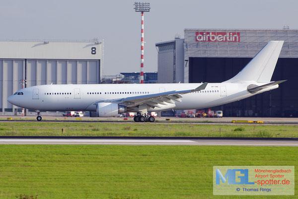 27.09.2014 VP-CBE Hong Kong Jet A330-202