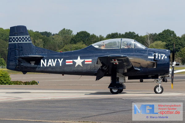 16.05.2020 N228MC North American T-28B Trojan